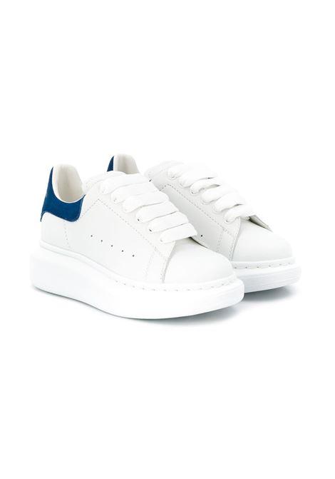 Sneakers bianca ALEXANDER McQUEEN KIDS | SNEAKERS | 587691WHX129086