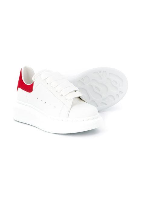 Sneakers bianche ALEXANDER McQUEEN KIDS | SNEAKERS | 587691WHX129676