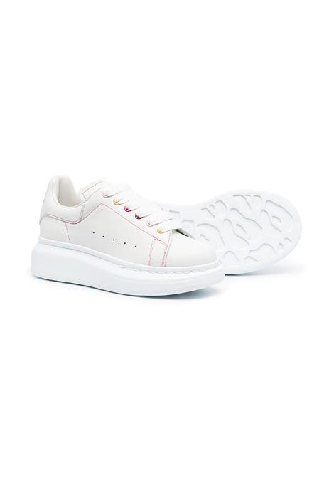 Sneakers bianca ALEXANDER McQUEEN KIDS | SNEAKERS | 587691WHX1Q9466