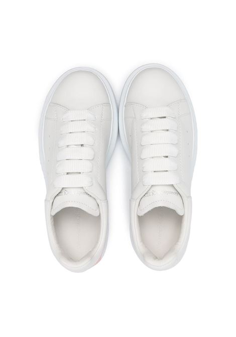 Sneakers bianca ALEXANDER McQUEEN KIDS | SNEAKERS | 650859WHX1N9648