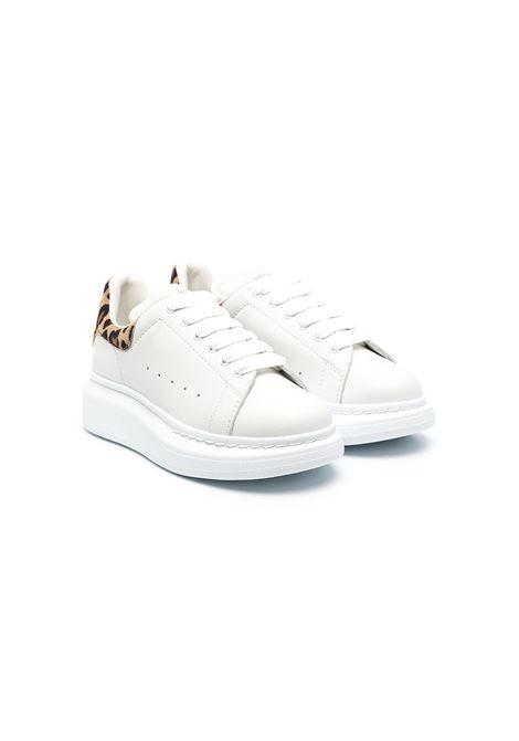 Sneakers bianca ALEXANDER McQUEEN KIDS | SNEAKERS | 650860WHX1P9316