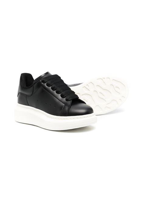 Sneakers nera ALEXANDER McQUEEN KIDS | SNEAKERS | 650862WHZZ01000