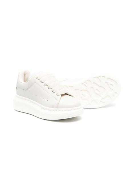 Sneakers ecru ALEXANDER McQUEEN KIDS | SNEAKERS | 650862WHZZ09366