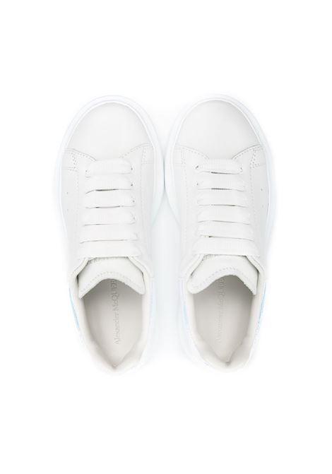 Sneakers bianca ALEXANDER McQUEEN KIDS | SNEAKERS | 650863WHX1R9035
