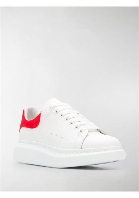 Sneakers bianca ALEXANDER McQUEEN | SNEAKERS | 553680WHGP79676