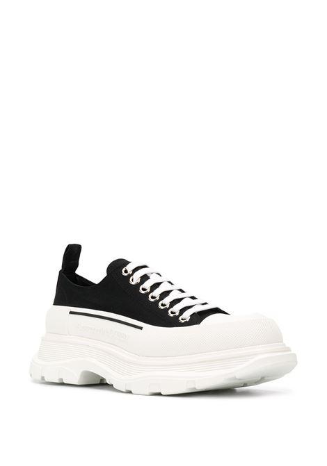 Sneakers bianco/nero ALEXANDER McQUEEN | SNEAKERS | 604257W4L321070