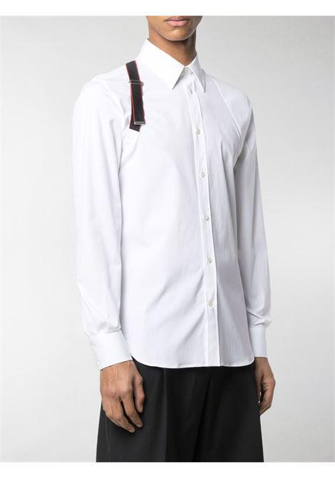 Camicia bianca ALEXANDER McQUEEN | CAMICIE | 615271QQN449000