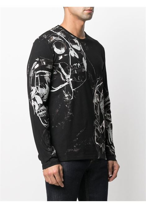 Black t-shirt ALEXANDER McQUEEN | 631406QPZ830901