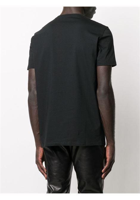 Black t-shirt ALEXANDER McQUEEN | 632397QPZ860901