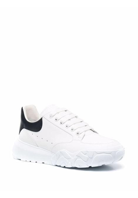 White sneakers ALEXANDER McQUEEN   634619WIA999061