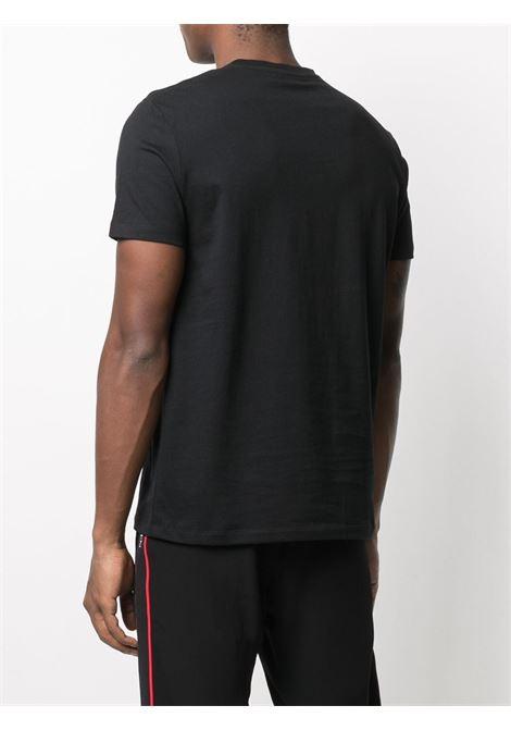 Black t-shirt ALEXANDER McQUEEN | 642662QQX741000