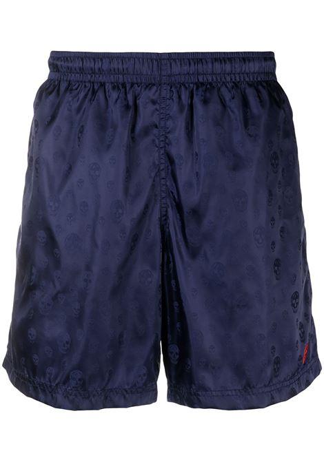 Shorts da mare ALEXANDER McQUEEN | BOXER DA MARE | 6483474419Q4800