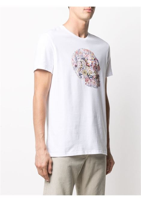 White t-shirt ALEXANDER McQUEEN | 649873QQZ530900