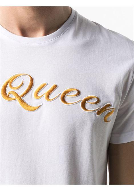 White/black t-shirt ALEXANDER McQUEEN |  | 650401QQZ720900