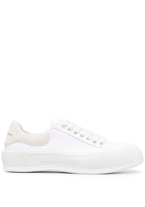 White sneakers ALEXANDER McQUEEN   654594W4MV79000