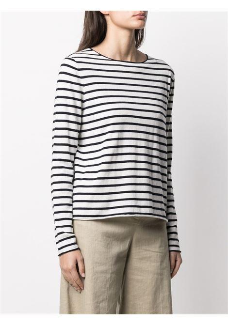 White/black jumper ALLUDE | 21262012909