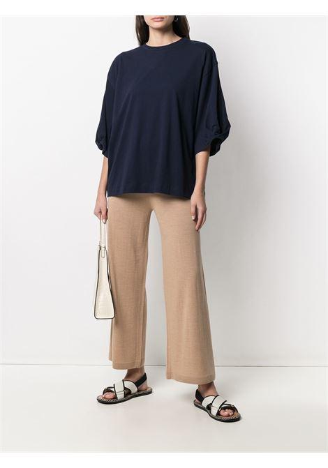 Pantalone beige ALLUDE | PANTALONI | 21264003445