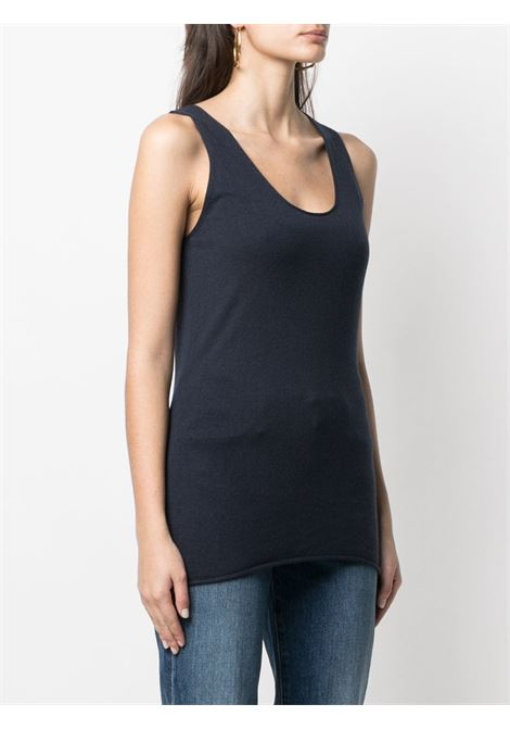 T-shirt blu ALLUDE | T-SHIRT | 2126500514