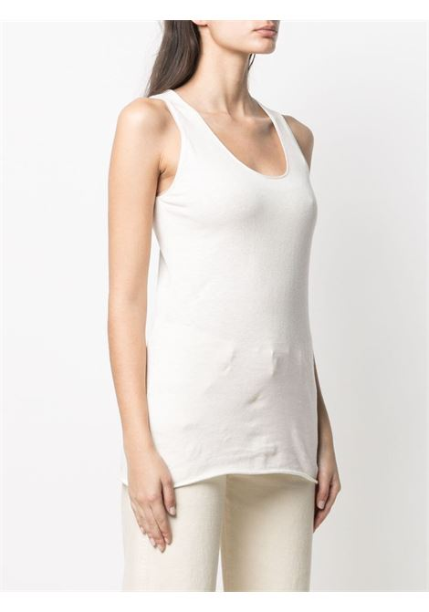 T-shirt bianca ALLUDE | T-SHIRT | 2126500540