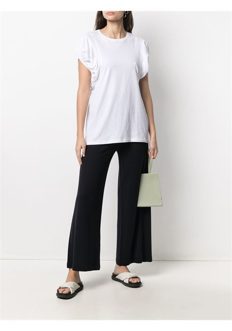 White t-shirt ALLUDE      2128000040