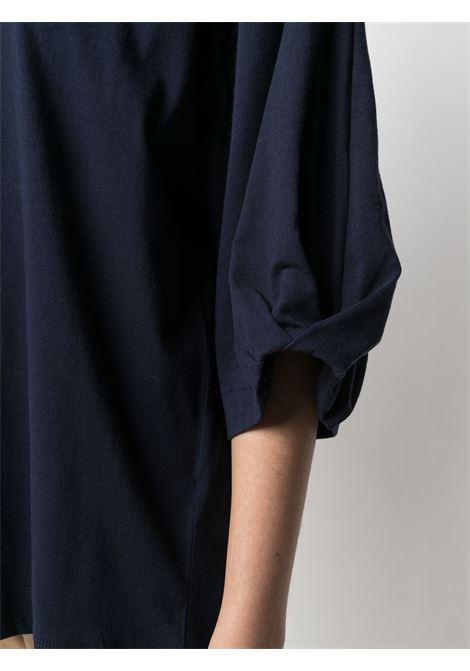 T-shirt blu ALLUDE | T-SHIRT | 2128000114
