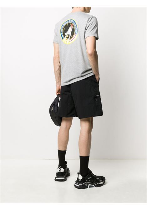 Grey t-shirt ALPHA INDUSTRIES | T-SHIRT | 17650717