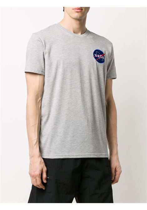 T-shirt grigia ALPHA INDUSTRIES | T-SHIRT | 17650717