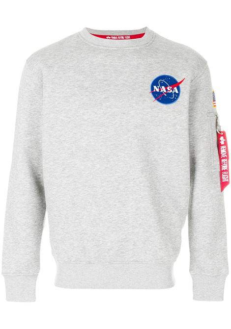 Grey sweatshirt ALPHA INDUSTRIES | 17830717