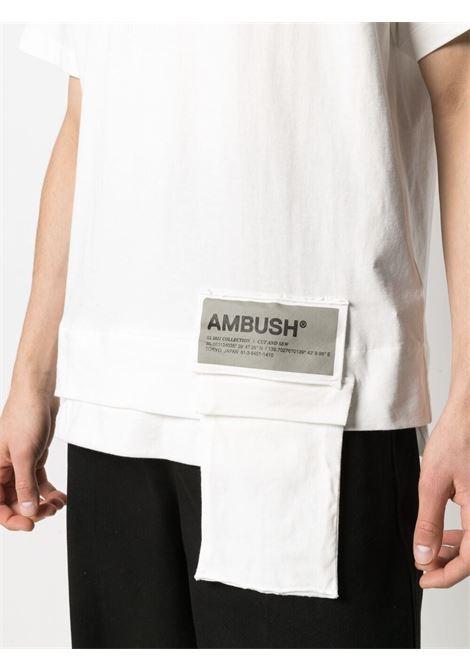 White t-shirt AMBUSH |  | BMAA004S21JER0010305