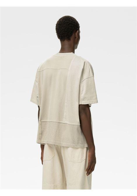 T-shirt bianca AMBUSH | T-SHIRT | BMAA015S21JER0016161