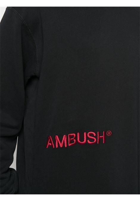 Black t-shirt  AMBUSH |  | BMBA005S21FLE0011025