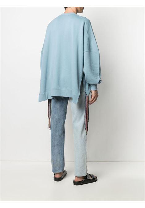 Light blue sweatshirt AMBUSH |  | BMBA007S21FLE0014004