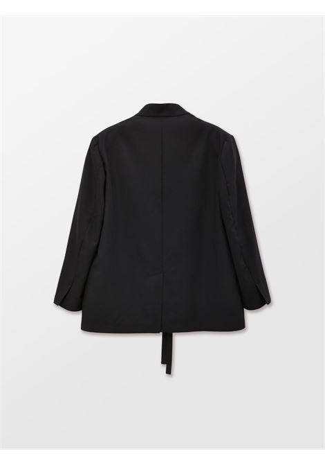 Black blazer AMBUSH |  | BMEN010S21FAB0011000