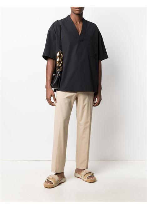 Black t-shirt AMBUSH |  | BMGA024S21FAB0011010