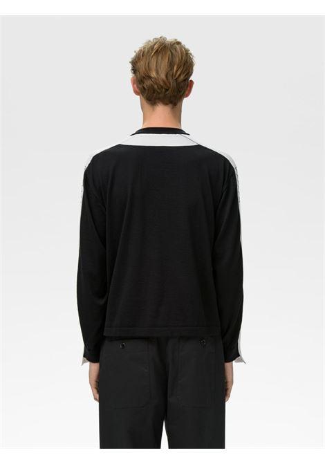 Maglione nero AMBUSH | MAGLIONE | BMHE008S21KNI0011010