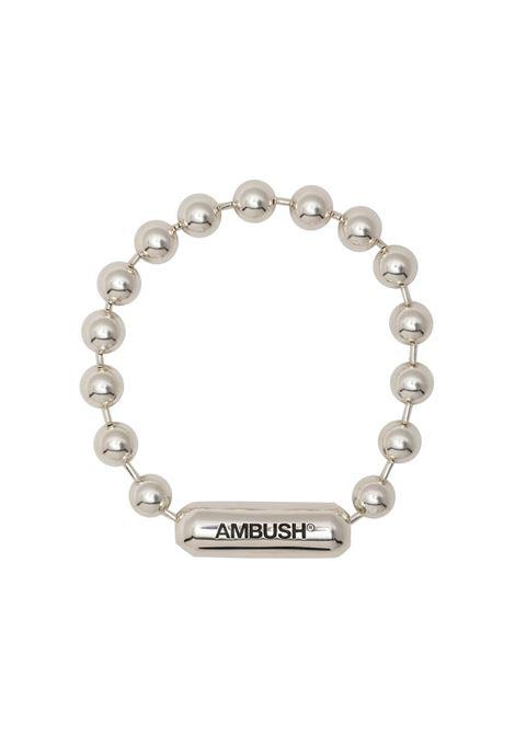 Bracciale silver AMBUSH | BRACCIALI | BMOA011S21MET0017200