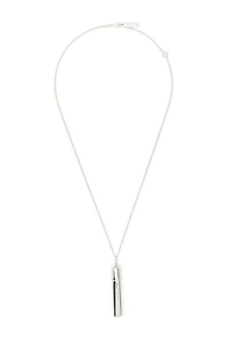 Silver necklace AMBUSH |  | BMOB021S21MET0017200