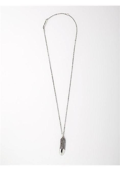 Silver necklace AMBUSH |  | BMOB052S21MET0017200