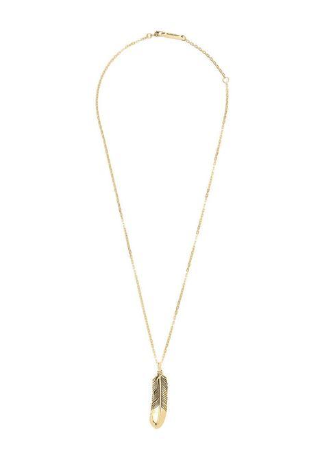 Gold necklace AMBUSH |  | BMOB052S21MET0027600