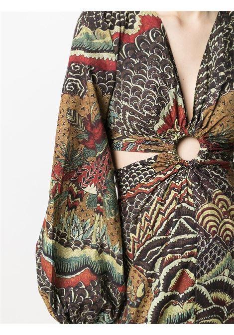 Multicolour dress ANJUNA |  | ESTELLACODMAFR