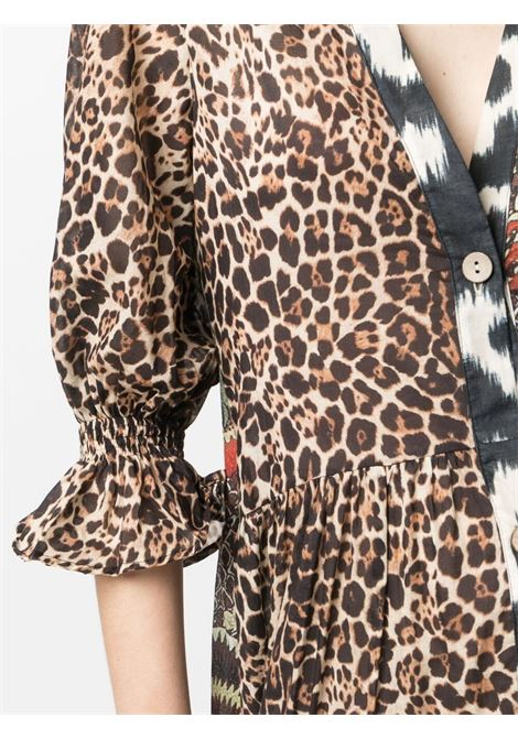 Mulitcolour dress ANJUNA |  | LUELLADMAFR