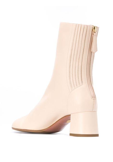 Cream boots AQUAZZURA | BOOTS | SHOMIDB0NAPCRM
