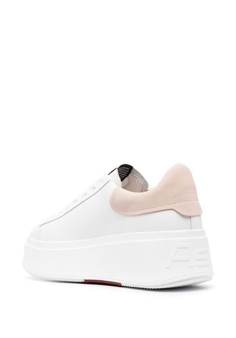 White sneakers ASH |  | S21MOBY03WHITEPINK