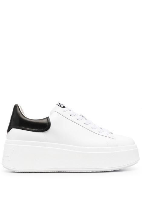 White sneakers ASH |  | S21MOBY06WHITEBLACK