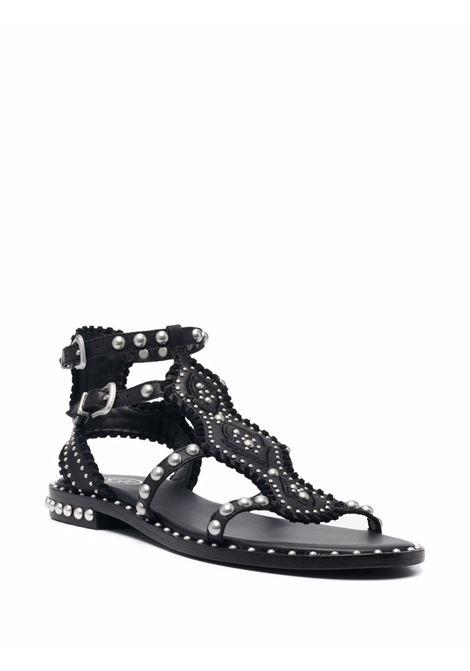 Sandals ASH |  | S21PAROS01BLACKSILVER