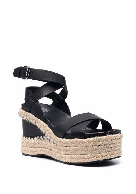 Sandals ASH |  | S21QUANTAS01BLACK