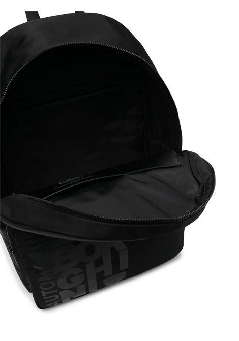 Black backpack AUTOMOBILI LAMBORGHINI |  | E1XWBBL171906899
