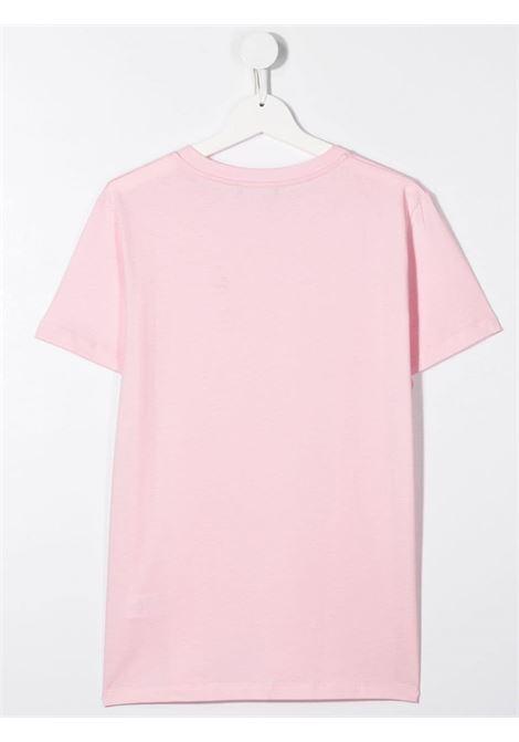 Pink t-shirt BALMAIN KIDS | T-SHIRT | 6M8721TMX030506