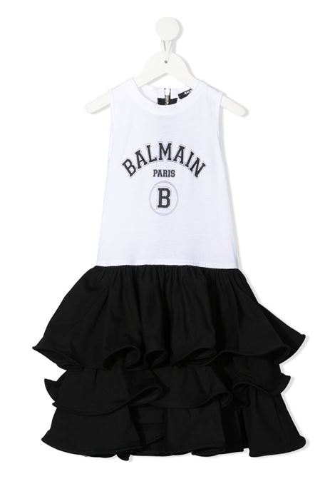 Dress BALMAIN KIDS | DRESS | 6O1292OB690100NE