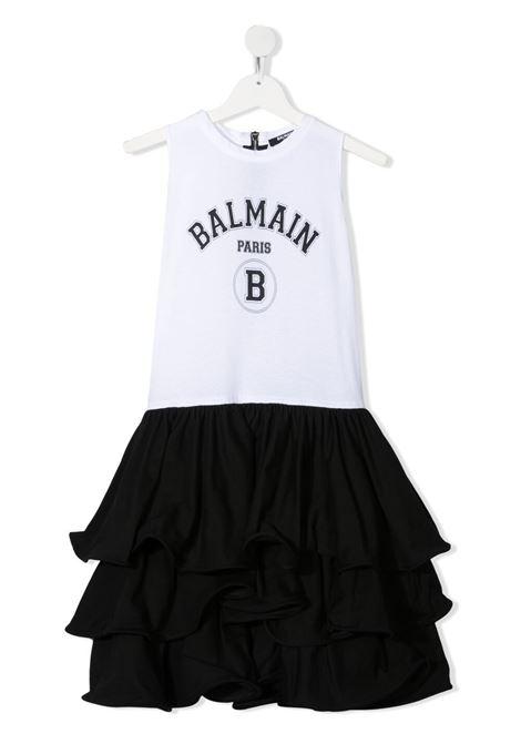 Dress BALMAIN KIDS | DRESS | 6O1292TOB690100NE